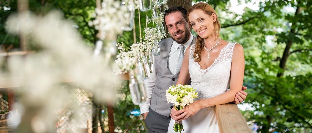 Svatby v EKOParku
