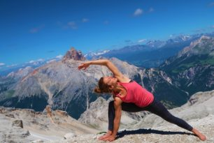 Hatha joga – pro nepřízeň počasí zrušeno